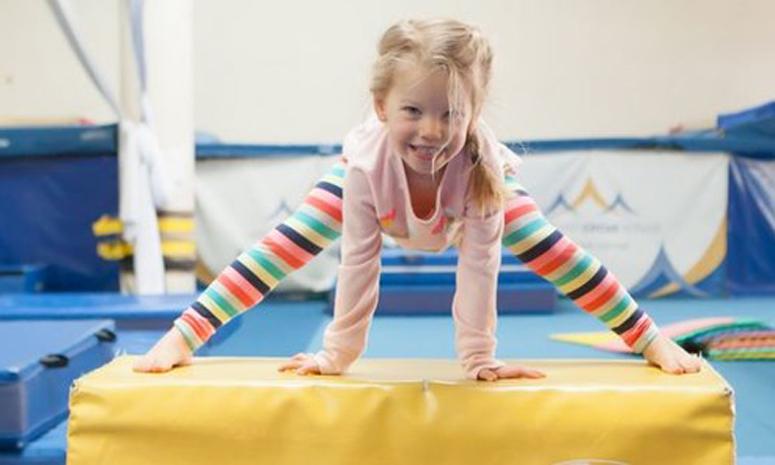 Parent & Tot Gymnastics